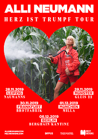 allineumann tour2019